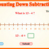 Counting Down Subtraction Game is a Cool Math Game