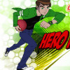 Hero Hoops Game Online – Ben 10 Game
