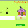 Mad Minute Math Addition is a Cool Math Game