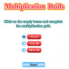 Multiplication Drills Game is a Cool Math Game